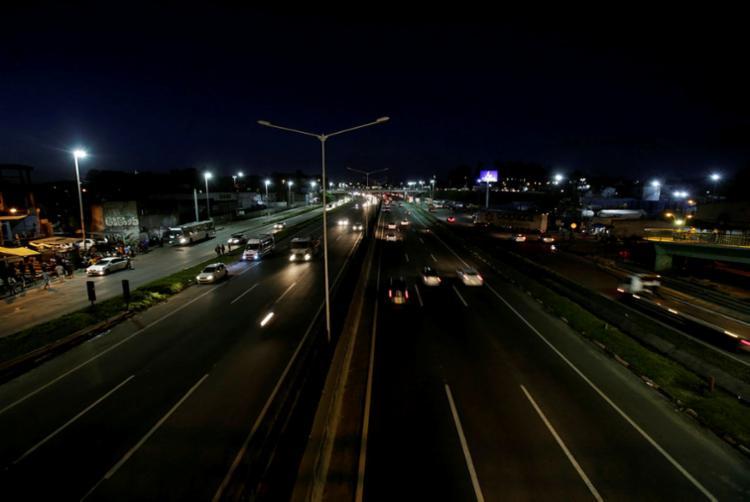 Modificação deve ocorrer no intervalo de tempo menor movimento da rodovia | Foto: Adilton Venegeroles | Ag. A TARDE - Foto: Adilton Venegeroles | Ag. A TARDE