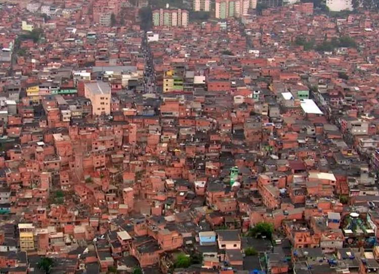 Confusão ocorreu na comunidade de Paraisópolis na madrugada deste domingo, 1º | Foto: Reprodução | Tv Globo - Foto: Reprodução | Tv Globo