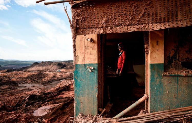 Quatro barragens estão no nível de alerta 3   Foto: DOUGLAS MAGNO   AFP - Foto: DOUGLAS MAGNO   AFP