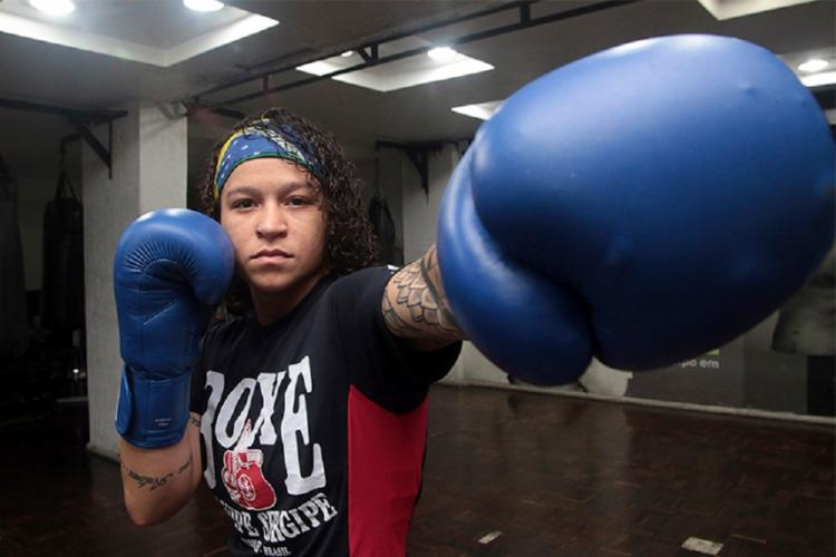 O ano de 2019 foi bastante proveitoso para a lutadora baiana   Foto: Fernando Priamo   Divulgação - Foto: Fernando Priamo   Divulgação