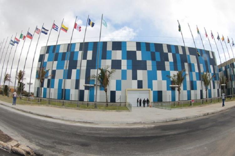 O evento ocorre no Centro Pan Americano de Judô | Foto: Raul Golinelli | GOV-BA - Foto: Raul Golinelli | GOV-BA