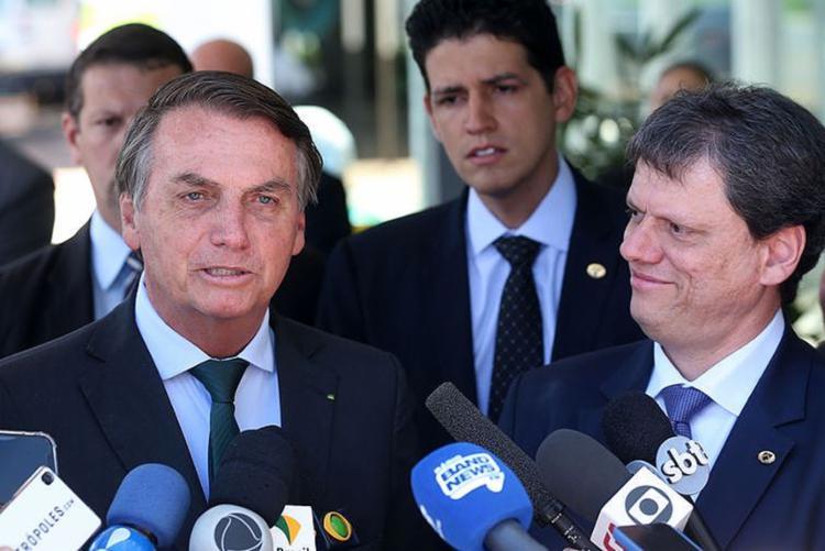 Para o presidente, quebra do monopólio da Petrobras pode reduzir custos   Foto: Antonio Cruz   Agência Brasil - Foto: Antonio Cruz   Agência Brasil