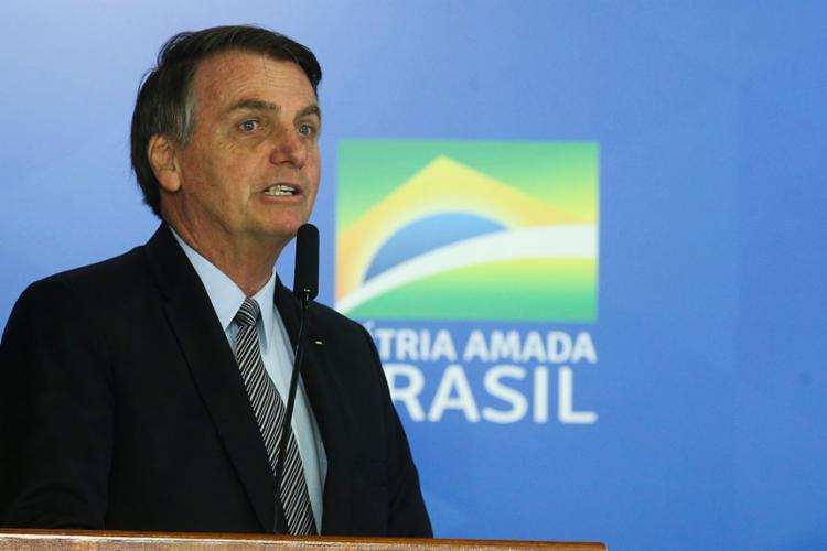 Segundo Datafolha, presidente termina primeiro ano de mandato com 36% de rejeição | Antonio Cruz | Agência Brasil - Foto: Antonio Cruz | Agência Brasil