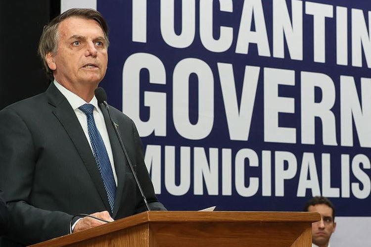Segundo Bolsonaro, os possíveis vetos serão discutidos com o ministro da Justiça, Sergio Moro   Foto: Isac Nóbrega   PR - Foto: Isac Nóbrega   PR