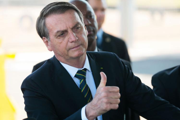 Avanço na economia é visto como motor para reeleição de Bolsonaro   Foto: Antonio Cruz   Agência Brasil   14.11.2019 - Foto: Antonio Cruz   Agência Brasil   14.11.2019