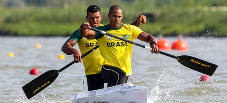 Dupla já tem vaga garantida nas próximas olimpíadas | Foto: Divulgação | Planet Canoe - Foto: Divulgação | Planet Canoe
