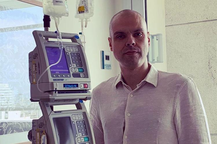 Prefeito de São Paulo está internado na UTI após sangramento no fígado | Foto: Bruno Covas | Reprodução Instgram - Foto: Bruno Covas | Reprodução Instgram