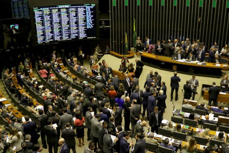 Câmara dos Deputados aprovou o projeto em primeiro turno, por 343 votos a 6 | Foto: Wilson Dias | Agência Brasil - Foto: Wilson Dias | Agência Brasil