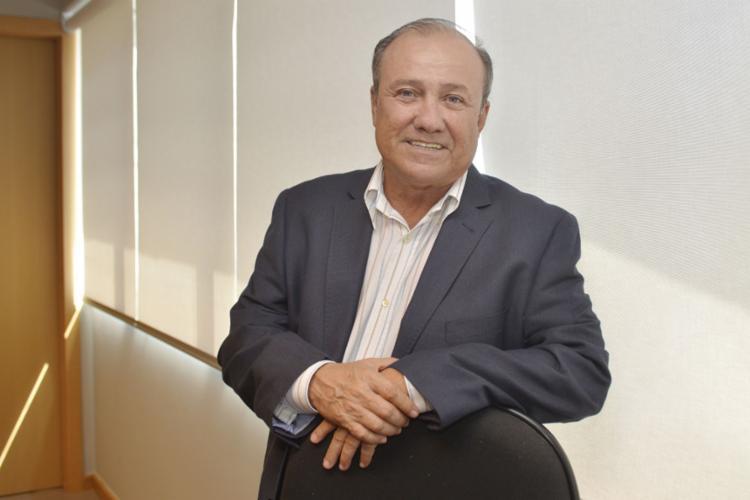 Carlos Marden, presidente do Sindicato da Indústria da Construção do Estado da Bahia (Sinduscon-Ba) - Foto: Shirley Stolze | Ag. A TARDE | 16.12.2019