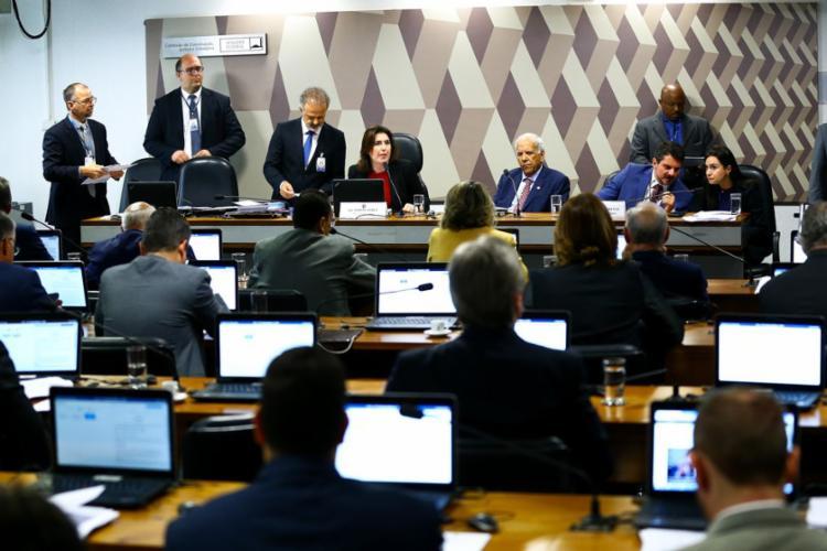O texto tem caráter terminativo, o que significa que vai direto para a Câmara dos Deputados | Foto: Marcelo Camargo | Agência Brasil - Foto: Marcelo Camargo | Agência Brasil