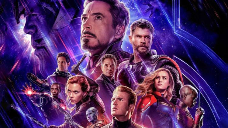 Vingadores: Ultimato é a maior bilheteria do cinema | Foto: Divulgação