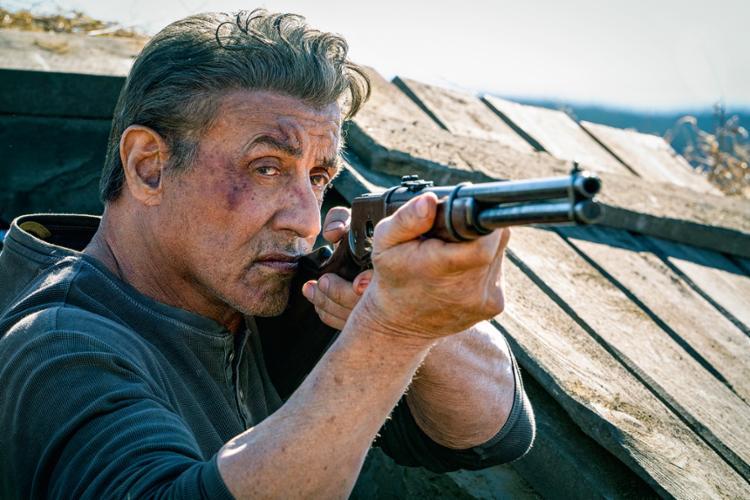 Filme marca a despedida de John Rambo, personagem icônico de Sylvester Stallone | Foto: Divulgação