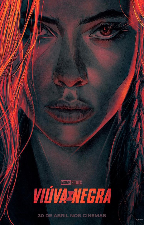 Pôster foi divulgado em painel na CCXP | Foto: Divulgação | Marvel