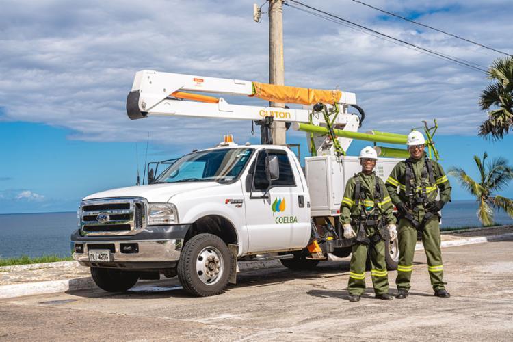 Operação contempla 19 municípios e 52 praias | Foto: Divulgação | Coelba - Foto: Divulgação | Coelba
