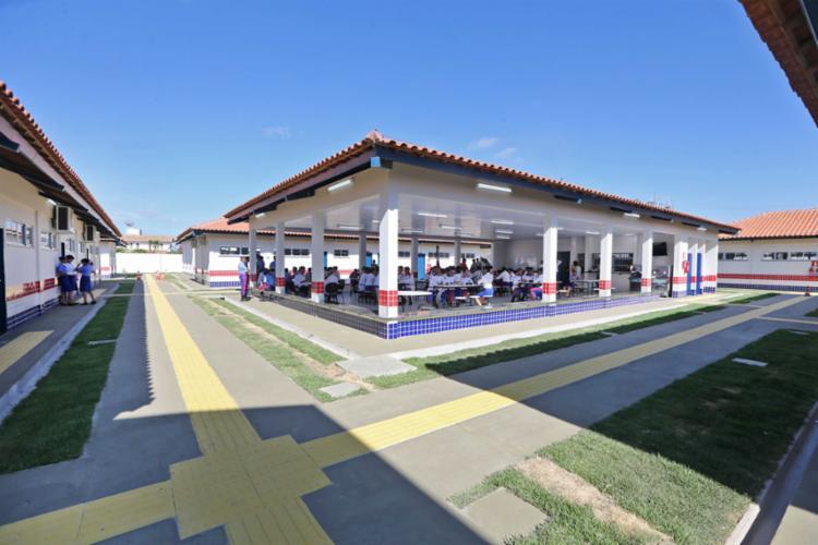 A nova unidade teve um investimento de R$ 4,5 milhões e traz um modelo moderno e uma proposta inclusiva. - Foto: Paula Fróes_GOVBA