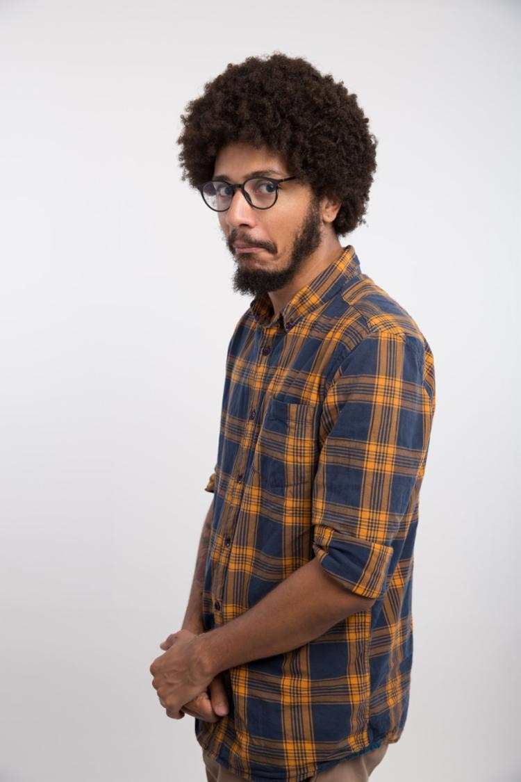 Comediante será mestre de cerimônia da edição deste domingo   Foto: Divulgação - Foto: Divulgação