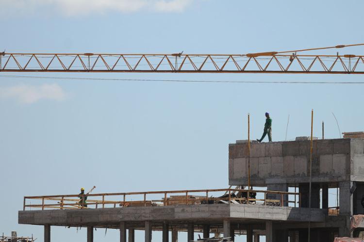 A construção civil vai continuar sendo o grande alicerce para o setor em 2020 | Foto: Dênio Simões | Agência Brasília - Foto: Dênio Simões | Agência Brasília