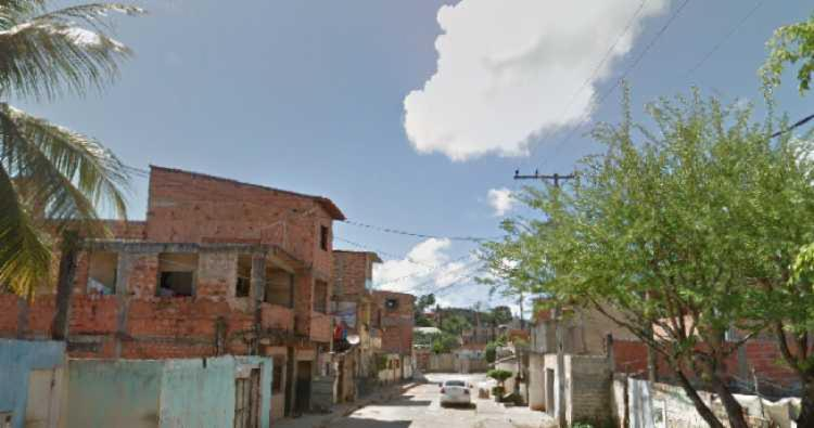 Vítimas foram mortas na madrugada desta terça-feira | Foto: Reprodução | Google Street View - Foto: Reprodução | Google Street View