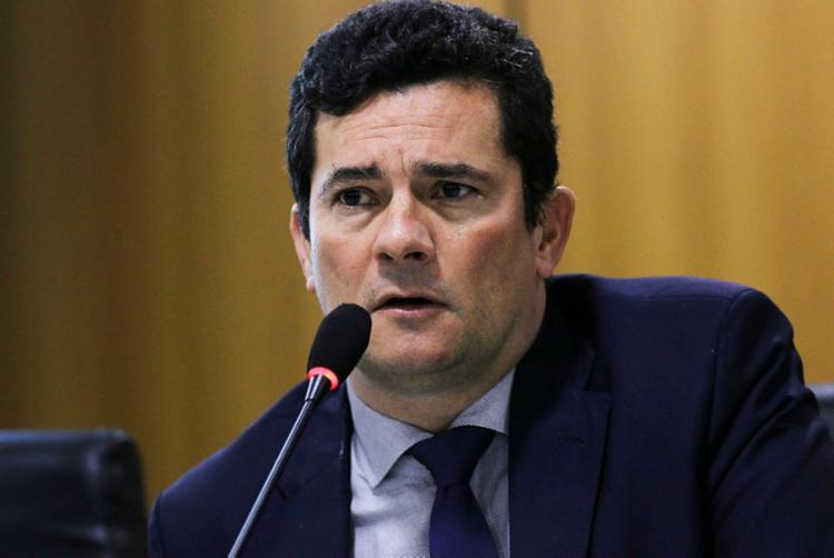 Meta de Sérgio Moro é completar Banco Nacional de Perfis Genéticos | Foto: Valter Campanato | Agência Brasil - Foto: Valter Campanato | Agência Brasil