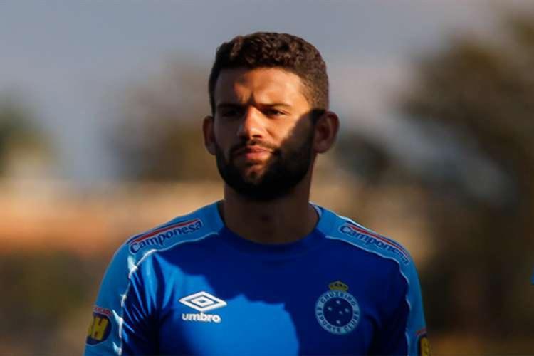 Pela Raposa, o jogador fez um gol em 31 jogos | Foto: Vinicius Silva | Cruzeiro - Foto: Vinicius Silva | Cruzeiro