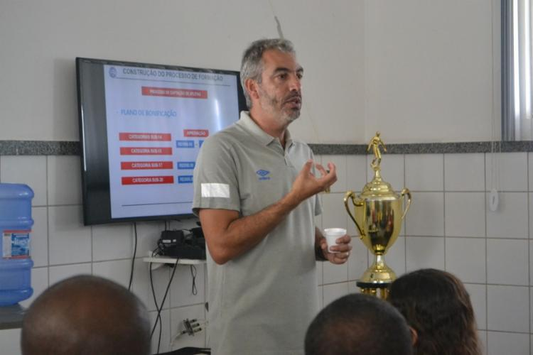 Vilhena assumiu o cargo no Bahia em março de 2018 | Foto: Divulgação | EC Bahia - Foto: Divulgação | EC Bahia