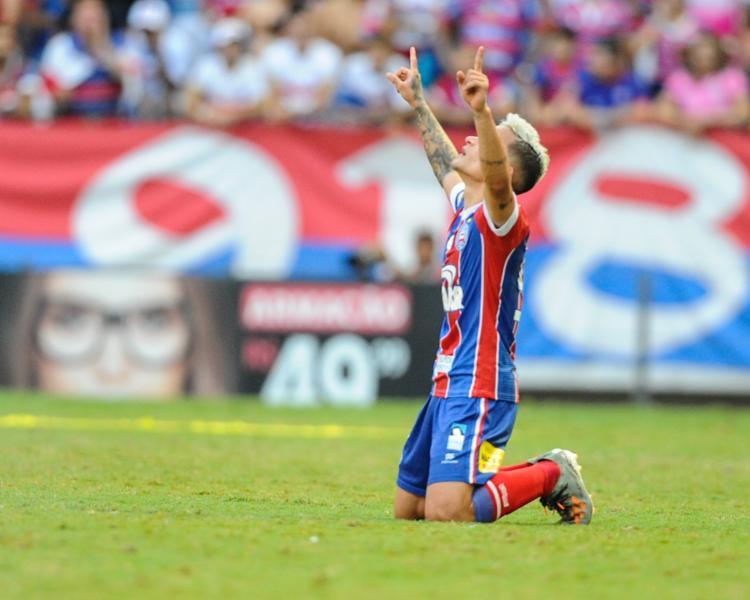 Pelo Bahia, Artur entrou em campo 55 vezes, marcando 10 gols e nove assistências - Foto: Samuel Andrade   MyphotoPress