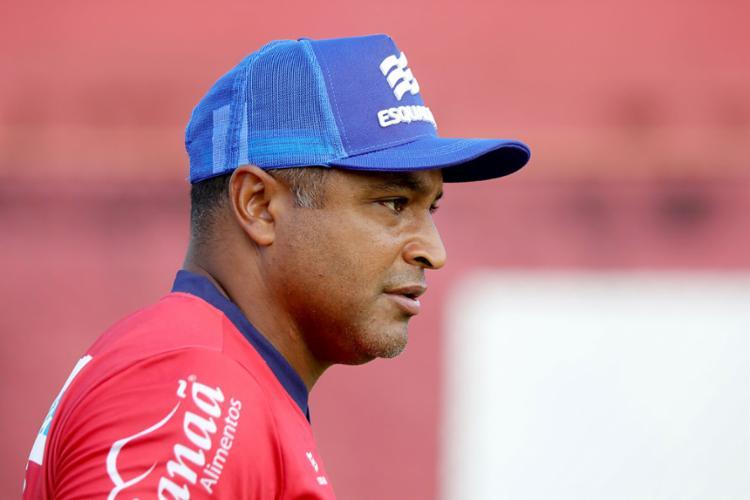 Treinador comandou o Bahia nas 38 rodadas da Série A | Felipe Oliveira | EC Bahia - Foto: Felipe Oliveira | EC Bahia