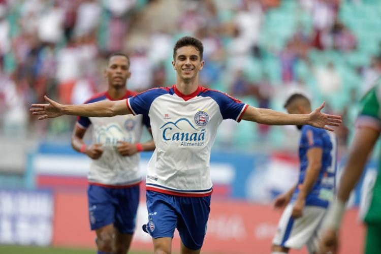 Meia marcou 5 gols com a camisa do Tricolor   Raul Spinassé   Ag. A TARDE - Foto: Raul Spinassé   Ag. A TARDE