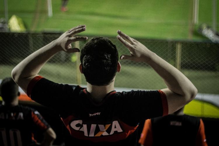 A temporada do Leão foi de fortes emoções para o torcedor rubro-negro | Foto: Victor Ferreira | EC Vitória - Foto: Victor Ferreira | EC Vitória