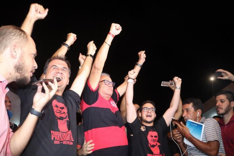 Com 68% dos votos, Paulo Carneiro retornou ao Vitória depois de 14 anos | Foto: Mauricia da Matta | EC Vitória