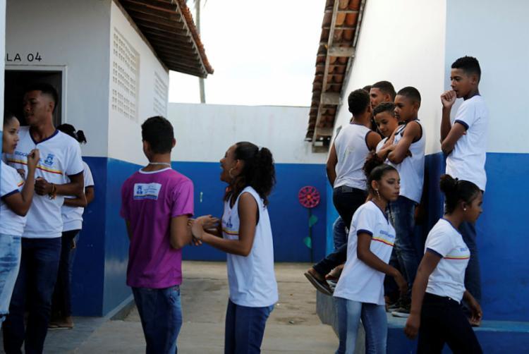 Serão disponibilizados R$ 100 milhões para instituições apresentarem projetos visando a estimular essa temática nos bancos escolares | Foto: Joá Souza | Ag. A TARDE - Foto: Joá Souza | Ag. A TARDE