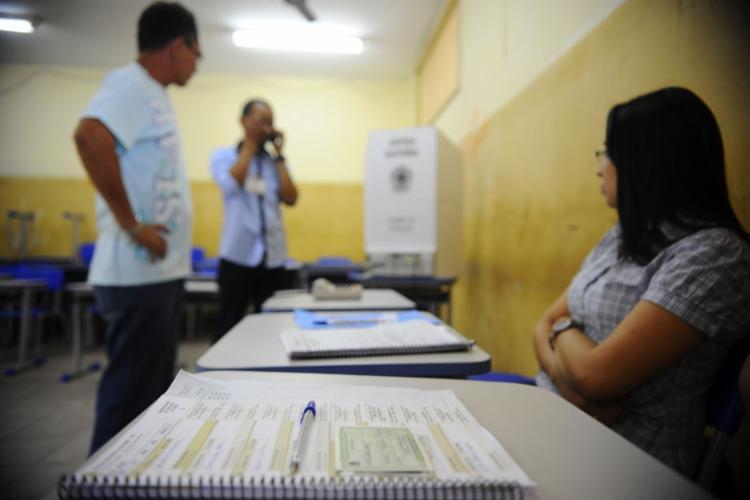O primeiro turno será realizado em 4 de outubro e o segundo turno no dia 25 do mesmo mês | Foto: Tânia Rêgo | Agência Brasil - Foto: Tânia Rêgo | Agência Brasil