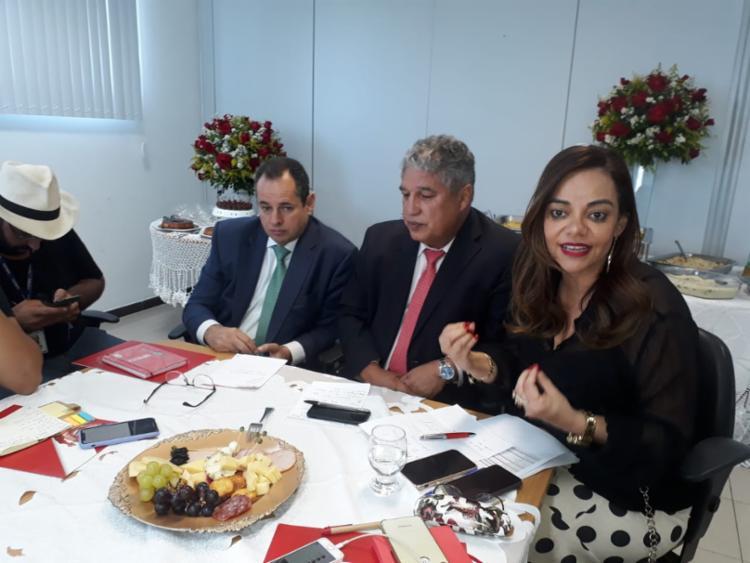 Serin também afirmou que deputados de primeiro mandato não têm direito a emendas em 2019 | Foto: Aparecido Silva | Ag A TARDE - Foto: Aparecido Silva | Ag A TARDE
