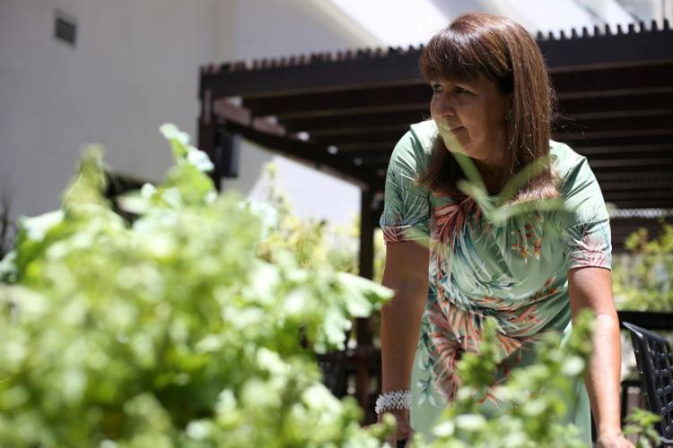 Consultora Gilda Gomes: nossa parte é reduzir o consumo