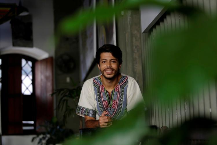 Iago Hairon, ativista ambiental