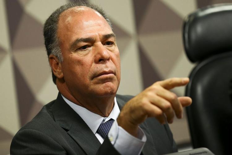 Fernando Bezerra disse que a opção não entrará logo em discussão | Foto: Marcelo Camargo | Agência Brasil - Foto: Marcelo Camargo | Agência Brasil