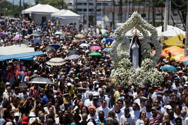 Festejo acontece neste domingo, 8   Raul Spinassé   Ag. A TARDE - Foto: Raul Spinassé   Ag. A TARDE