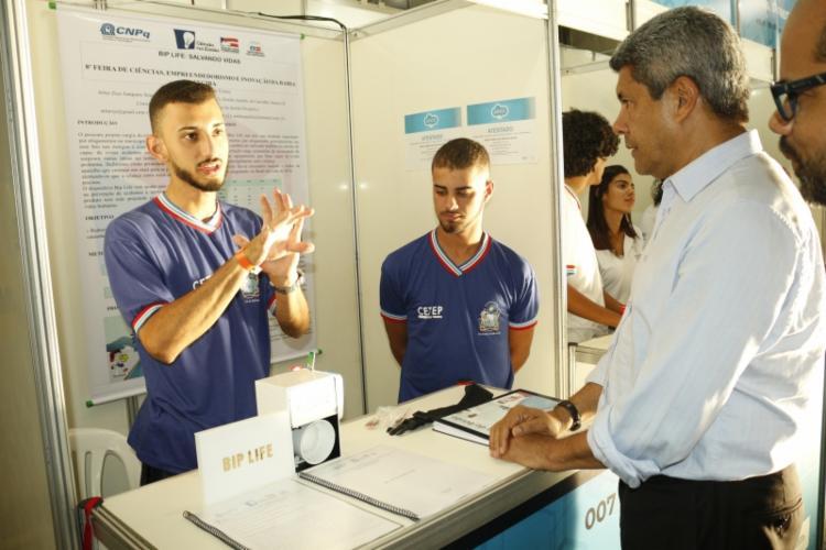 Evento reúne trabalhos estudantis de toda a Bahia | Foto: Divulgação | Ascom Educação - Foto: Divulgação | Ascom Educação