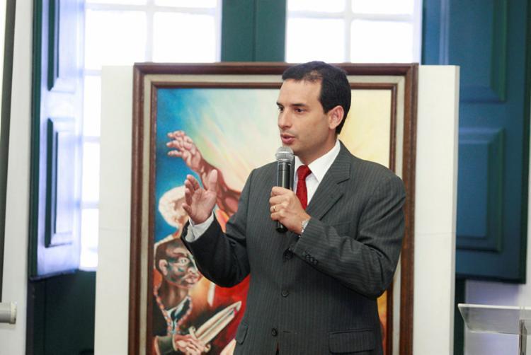 Prates espera aval da justiça para eventual filiação ao PDT | Foto: Luciano da Matta | Ag. A TARDE - Foto: Luciano da Matta | Ag. A TARDE