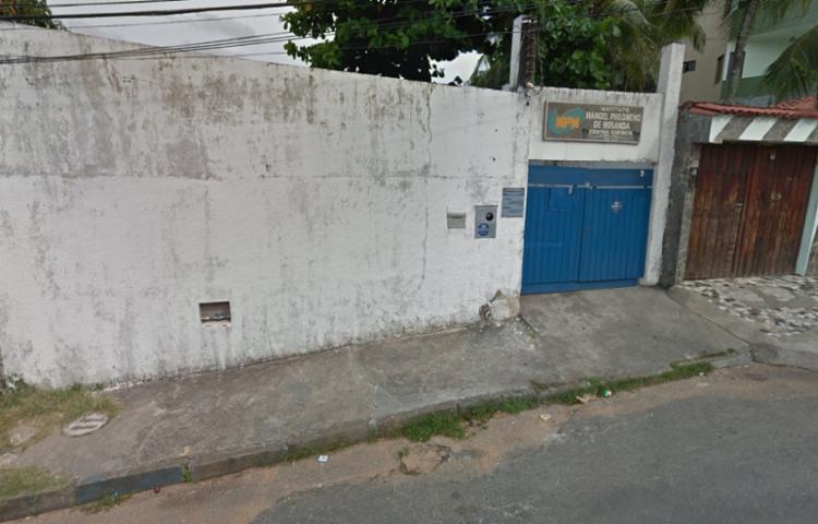 O crime ocorreu em frente ao Centro Espírita Manoel Philomeno de Miranda | Foto: Reprodução | Google Maps - Foto: Reprodução | Google Maps