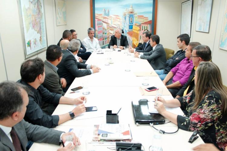 A ação visa implementar cerca de 100 novos postos de trabalho nas regiões   Foto: Ascom   SDE - Foto: Ascom   SDE