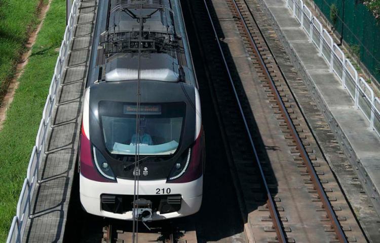 Expansão do metrô foi um dos destaques | Foto: Raul Spinassé | Ag. A TARDE - Foto: Raul Spinassé | Ag. A TARDE
