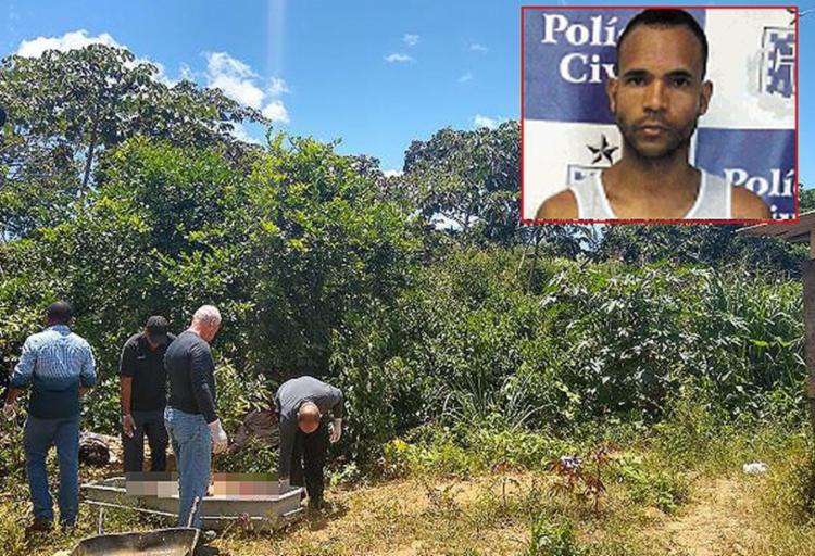 Jeferson Palmeira Soares foi encontrado morto | Foto: Nicolas Melo | Ag. A TARDE - Foto: Nicolas Melo | Ag. A TARDE