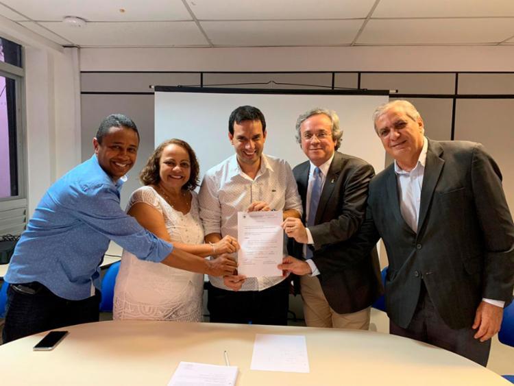 Na ocasião, também foram debatidas demandas como o Programa Médicos pelo Brasil | Divulgação - Foto: Divulgação