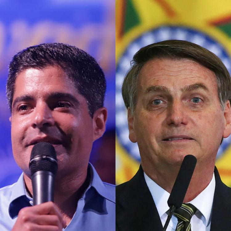 O que anima os petistas é o fato de Bolsonaro ter uma rejeição em Salvador que passa dos 70% | Foto: Uendel Galter | Ag. A TARDE e Sergio Lima | AFP - Foto: Uendel Galter | Ag. A TARDE e Sergio Lima | AFP
