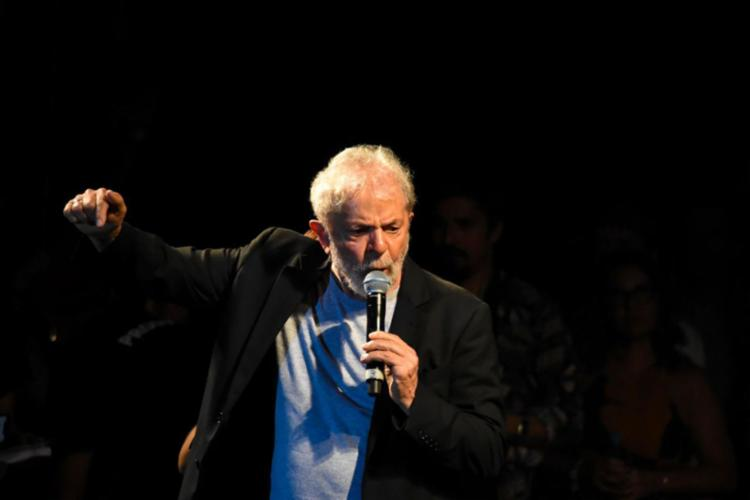 O relatório da PF aponta que ex-presidente tenha usado instituto de palestra para arrecadar propina | Foto: Edilson Junior | Instituto Lula | 19.11.2019 - Foto: Edilson Junior | Instituto Lula | 19.11.2019