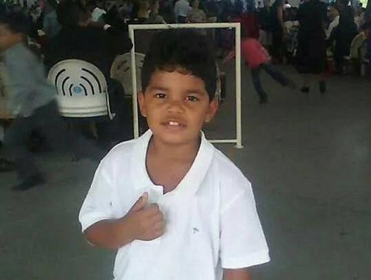 Criança foi encontrada morta em 2015 | Foto: Divulgação - Foto: Divulgação