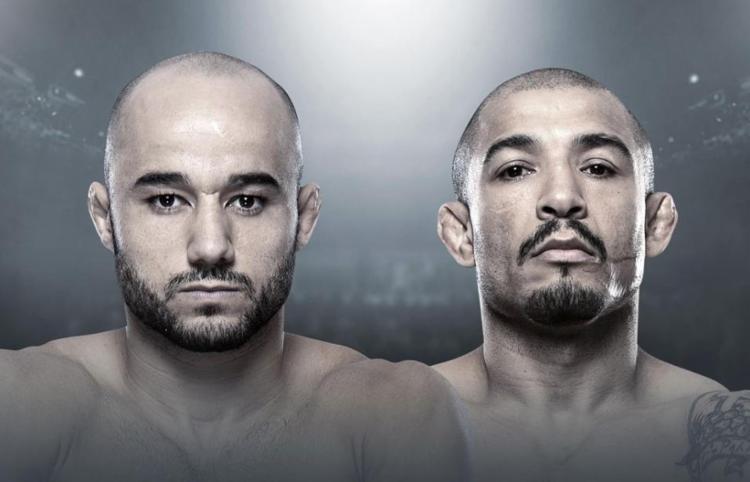 Marlon Moraes e José Aldo fazem duelo brasileiro em Las Vegas | Foto: Reprodução | UFC - Foto: Reprodução | UFC