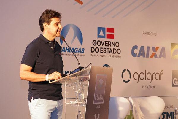 Cláudio Cunha aponta recuperação nos negócios | Foto: Adriando Cardoso | Divulgação