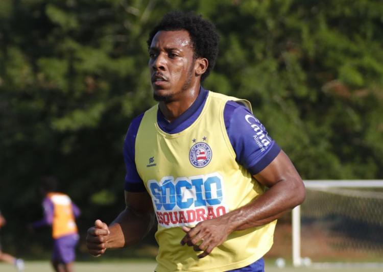 Moisés seria um dos alvos do Internacional | Foto: Felipe Oliveira| EC Bahia - Foto: Felipe Oliveira| EC Bahia